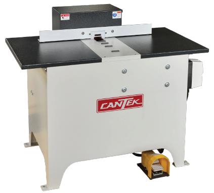 Image of Cantek JEN-60 Drawer Notcher
