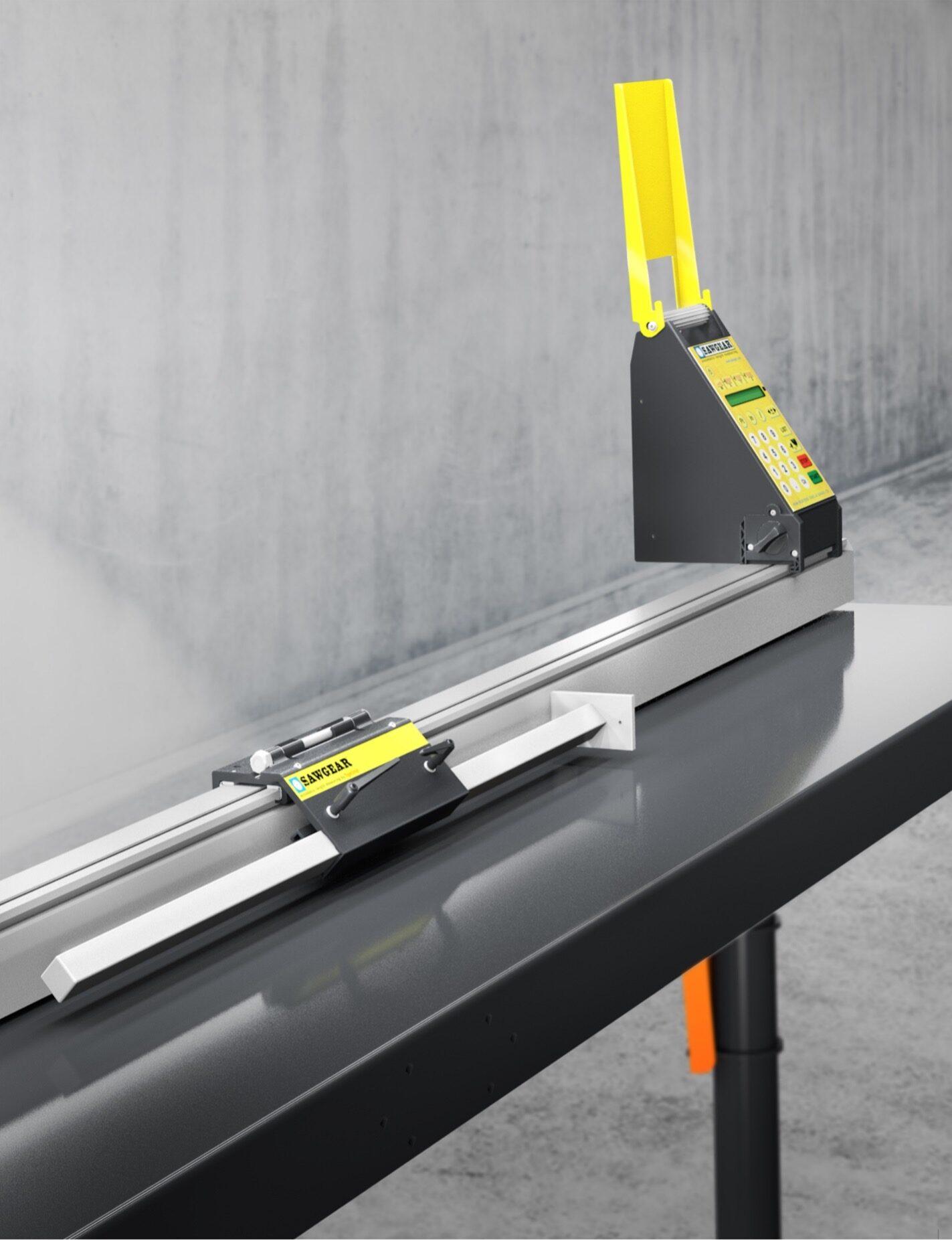 SawGear measuring device