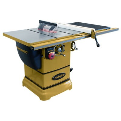 """Powermatic PM1000 1-3/4 1Ph Table Saw with 30"""" Accu-Fence System"""