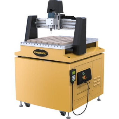 Powermatic PM-2X2RK CNC Kit with Router Mount
