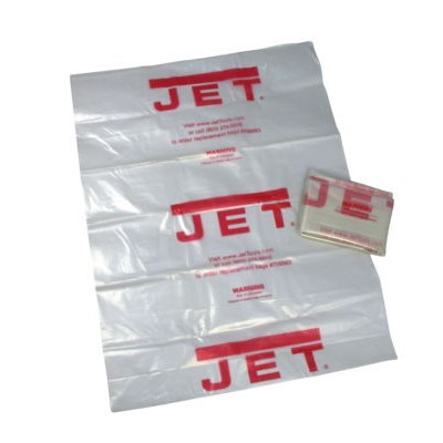 Jet Clear Plastic Bag for Jet Cyclone Canister (All Models 5 Bags)