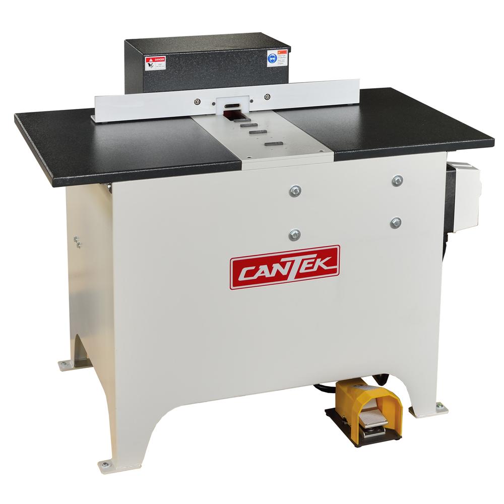 Cantek Drawer Notcher for Concealed Undermount Drawer Slides 230V 3Ph JEN-60