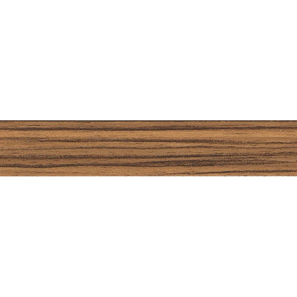 "Doellken PVC Edgebanding 3255YMP Zebrano, 3mm Thick, 1-5/16"" x 328' Roll"