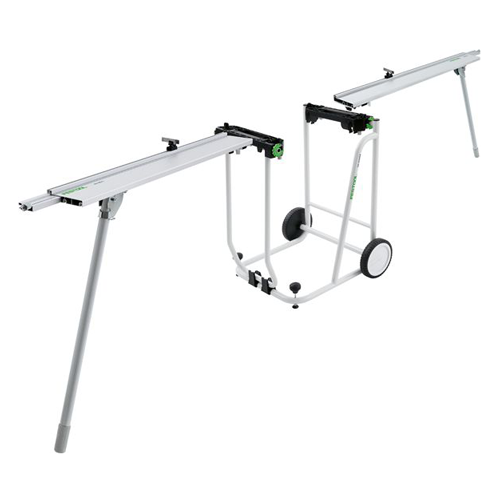 Festool Kapex UG Mobile Miter Station with Cart and Extensions