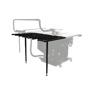 SawStop Folding Outfeed Table TSA-FOT Compatible with ICS & PCS Saws