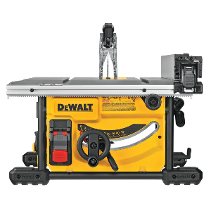 """Black & Decker 15 Amp Corded 8-1/4"""" Compact Jobsite Table Saw"""