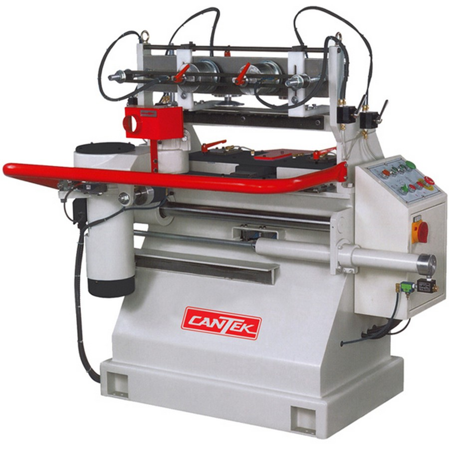 Cantek JDT75 Automatic Dovetailer 2HP Three Phase