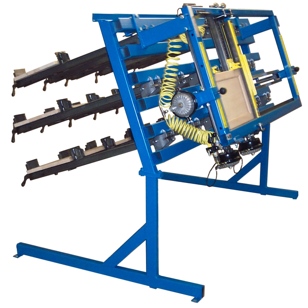 """JLT Clamp 8' #717A Miter Buddy System Includes: (18) 40"""" Clamps and 26"""" X 62"""" Single Miter"""