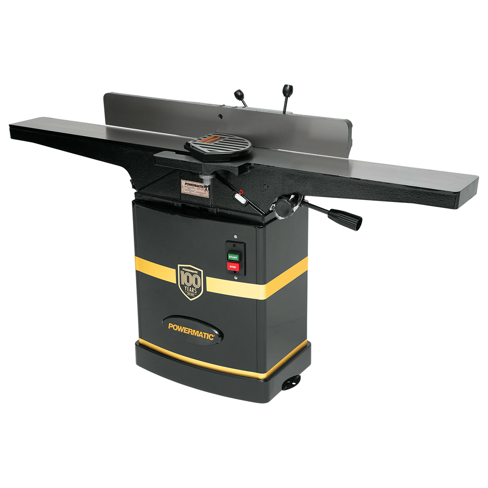 Powermatic 54HH 1HP/1 Phase Jointer, 115/230V 100 Years Edition