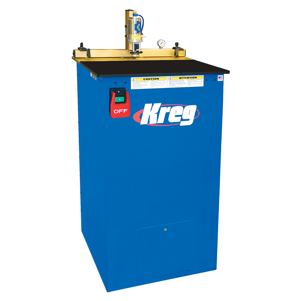 Kreg FE Electric 1-Spindle Pocket Screw Machine DK1100
