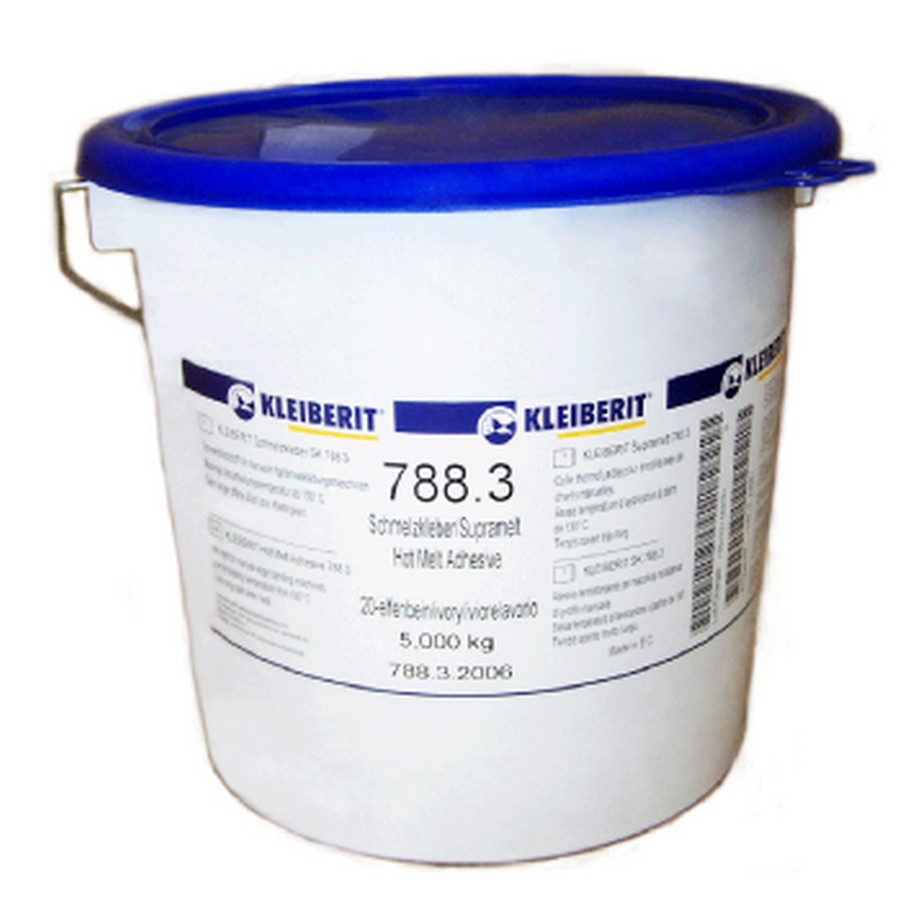 Kleibert 788.3.2006 Low Temp Granular Glue Ivory/Natural-11 lb Container