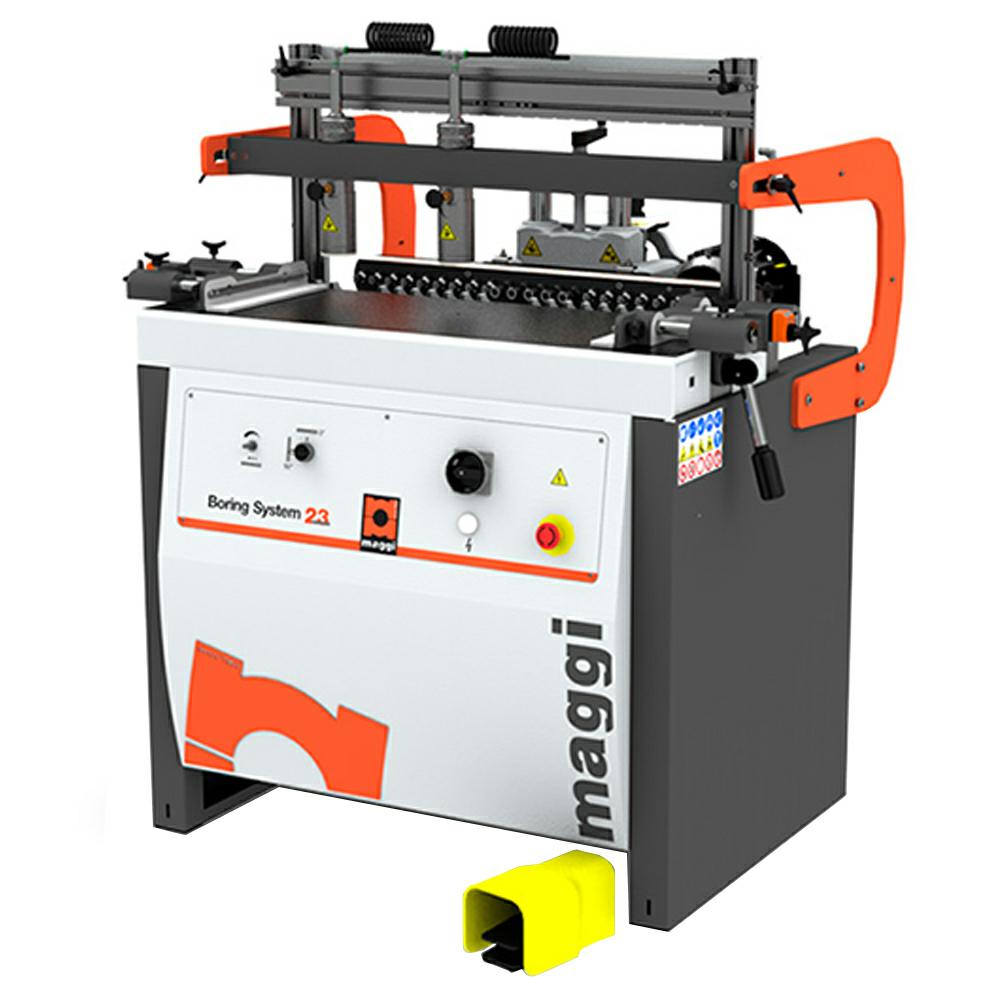 Maggi System 23 Spindle Construction Boring Machine 3Ph