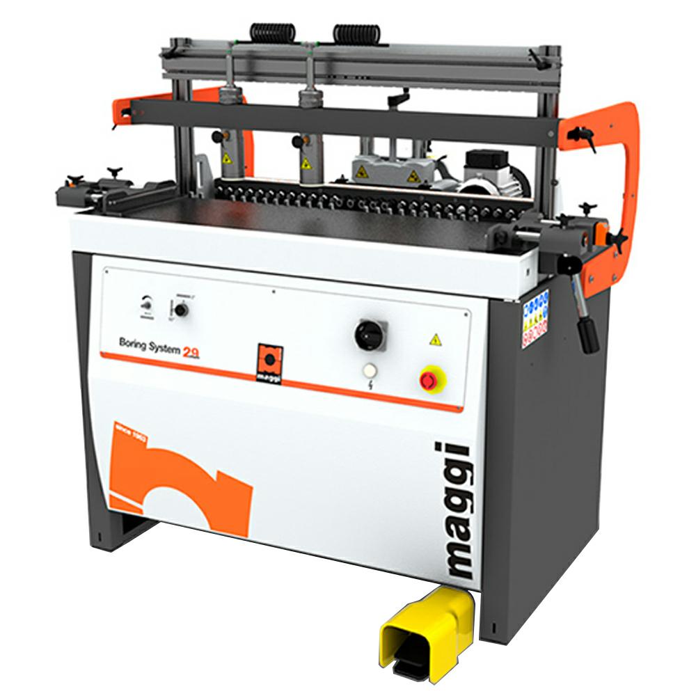 Maggi System 29 Spindle Construction Boring Machine 1Ph