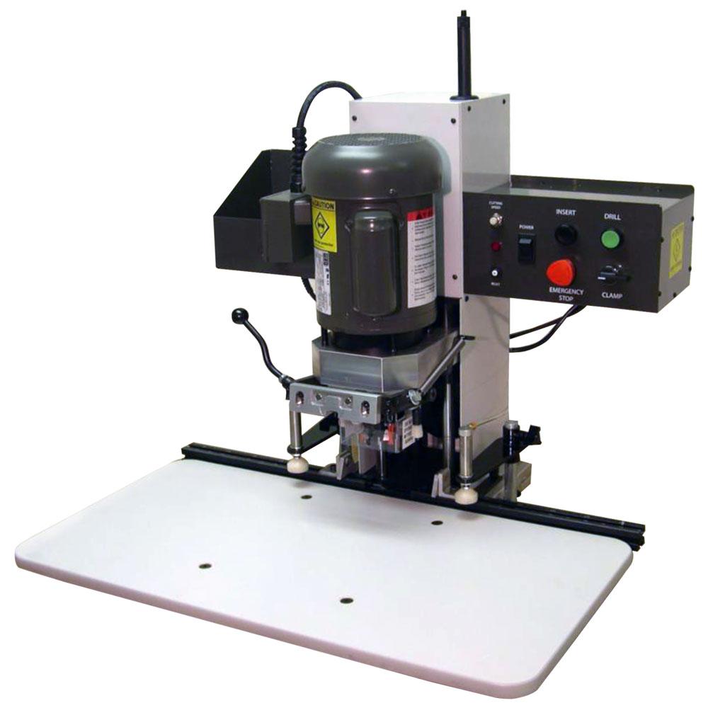 Thompson 220V 3-Phase Pneumatic Pro Hinge Insertion Machine