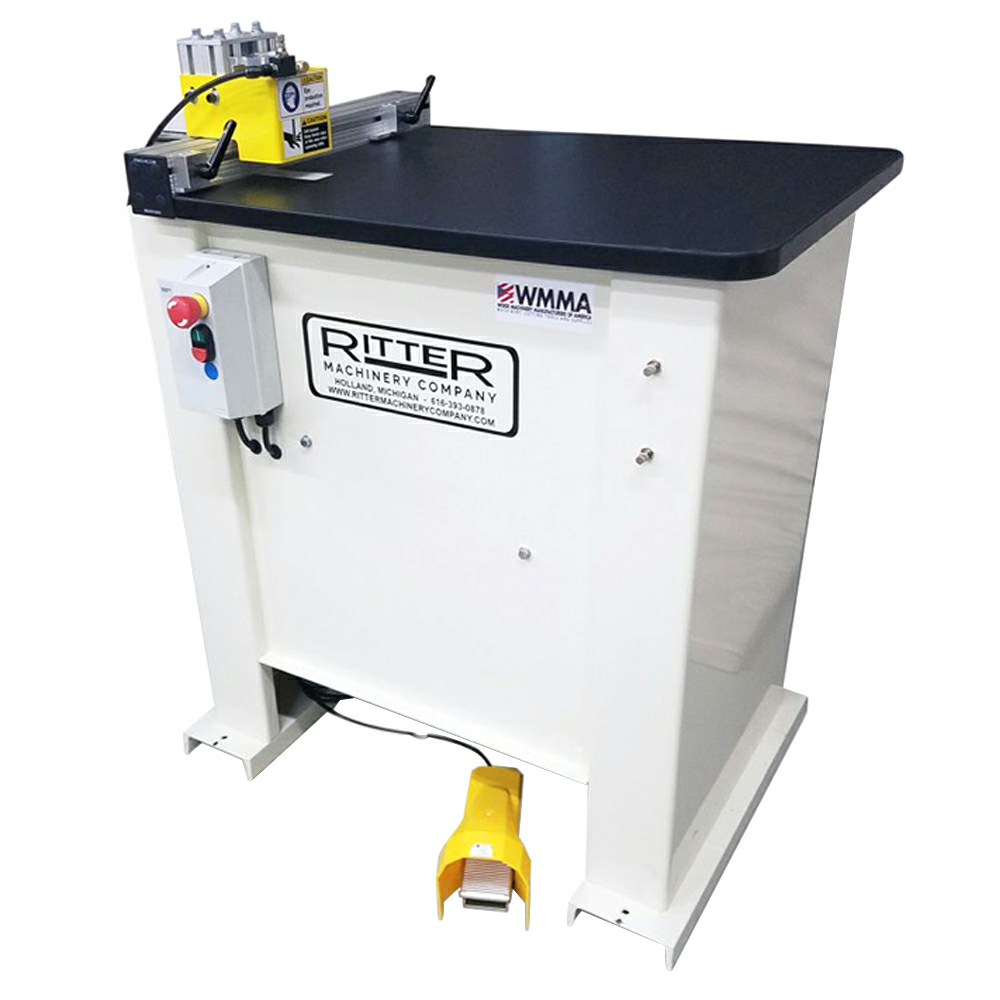 Ritter Single Spindle Counterbore Tub