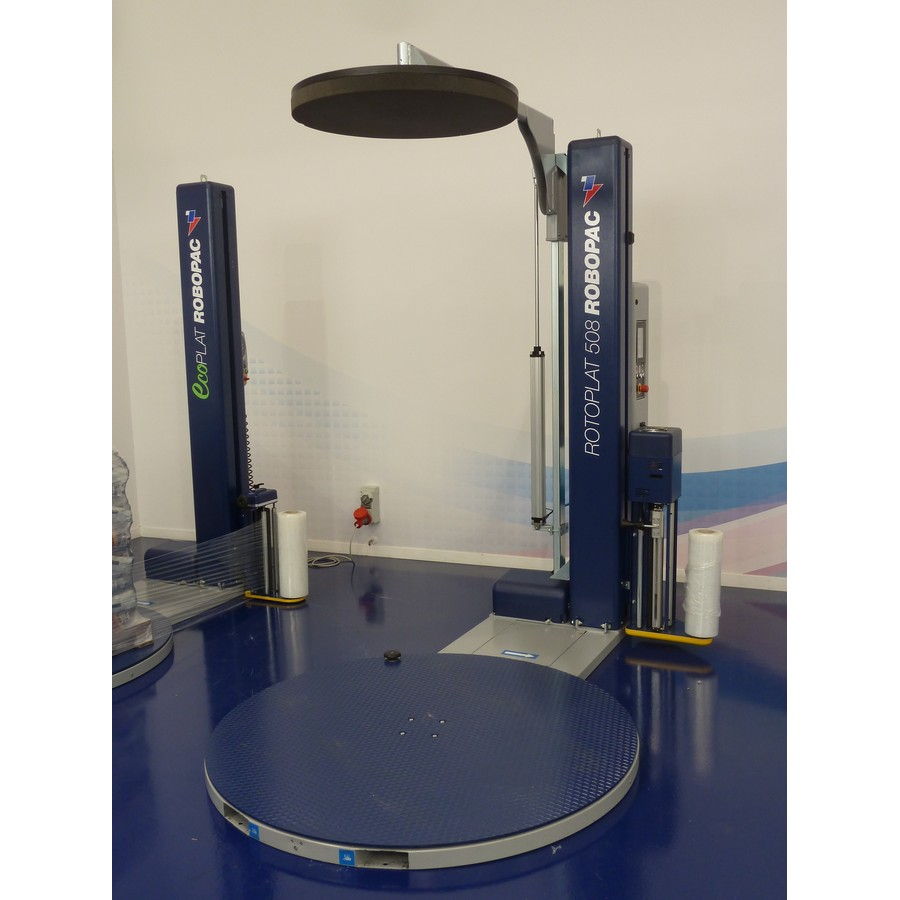 "Robopac Top Platen for 508 Roboplat Electric/Mechanical Pressure 110"""