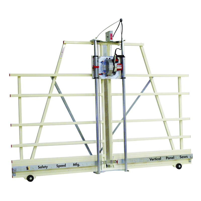 """Safety Speed H5 Panel Saw with 64"""" Crosscut"""