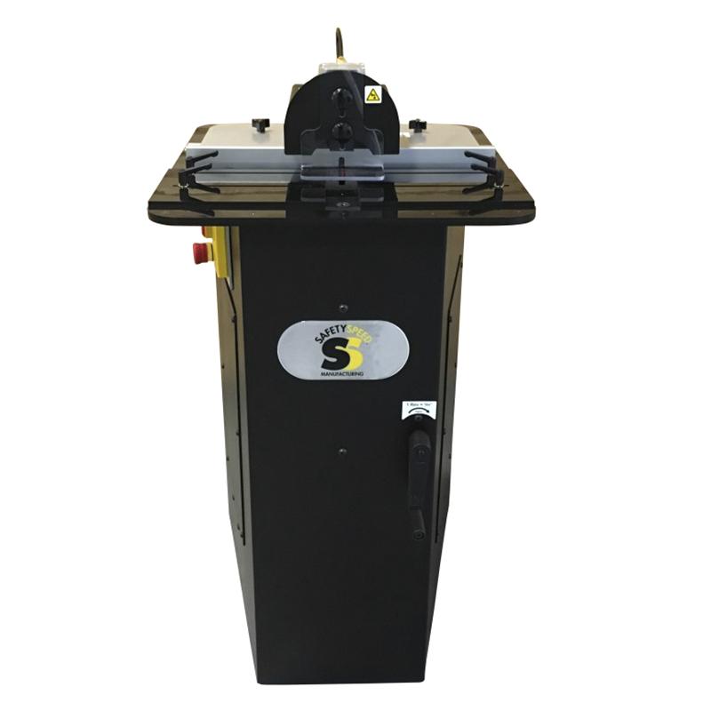 Safety Speed SPM301 Screw Pocket Machine