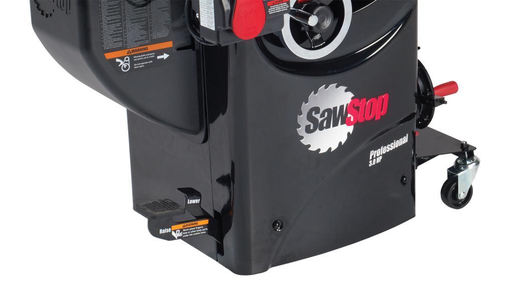 SawStop Professional Saw Moble Base MB-PCS-000