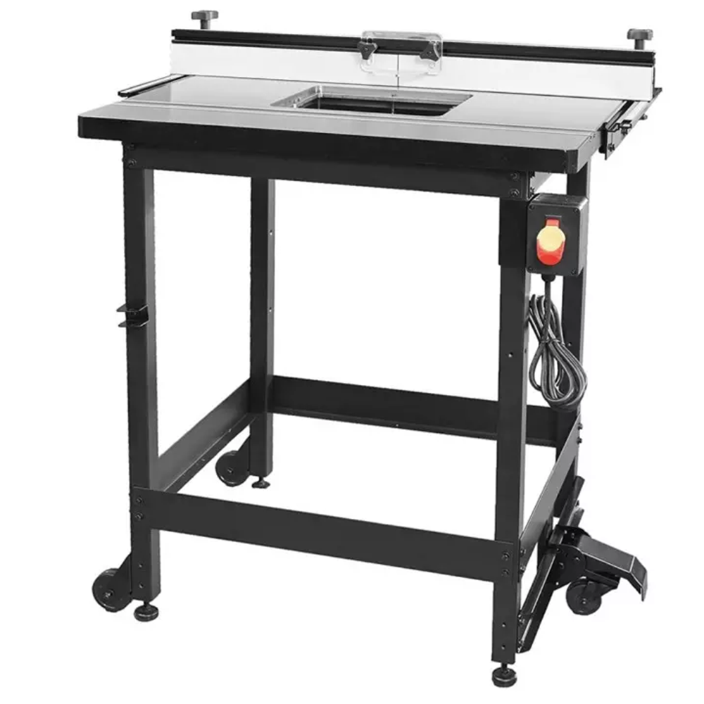 SawStop Assembly Standalone Router Table RT-FS