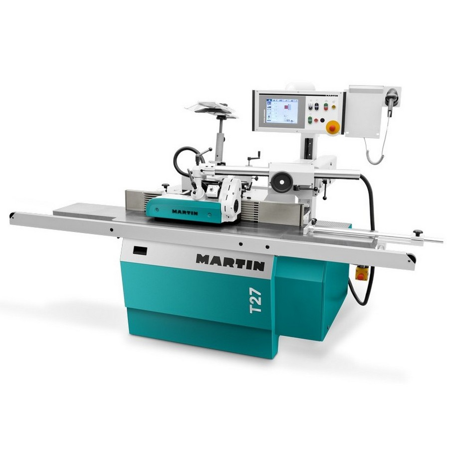 Martin Machines T27 FleX Shaper
