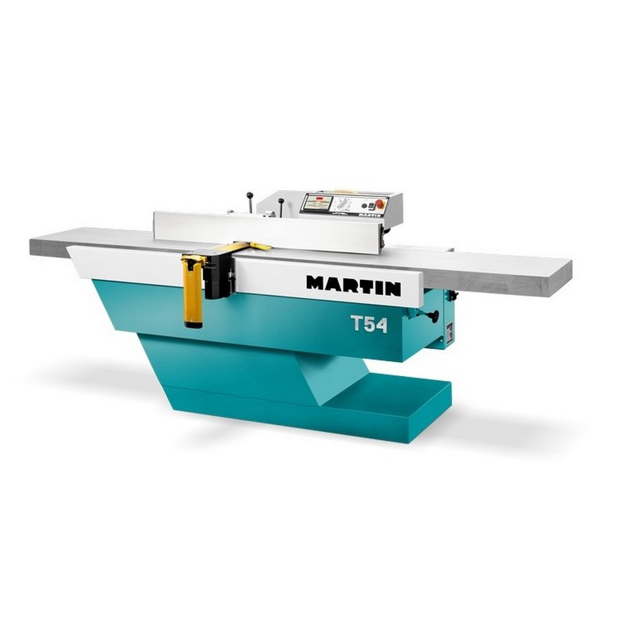 Martin Machines T54 X Jointer Surface Planer with Xplane Cutting Head