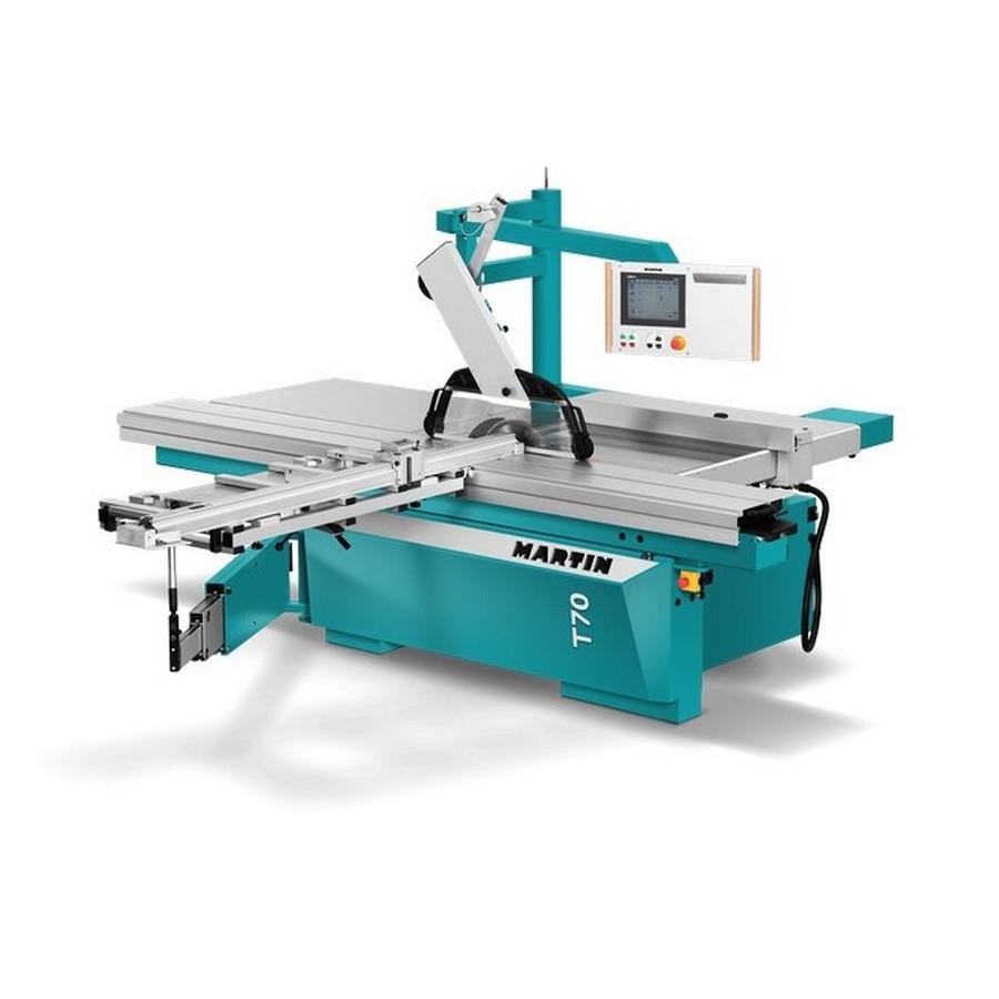 Martin Machines T70 Sliding Table Saw