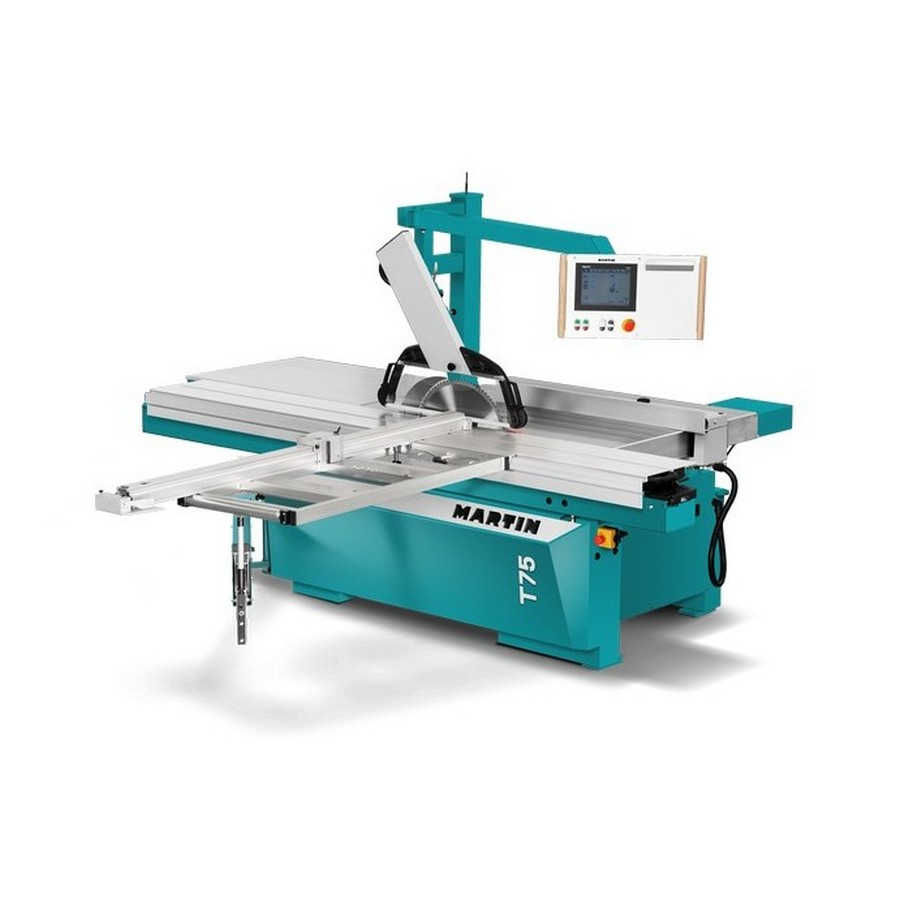 Martin Machines T75 PreX Sliding Table Saw