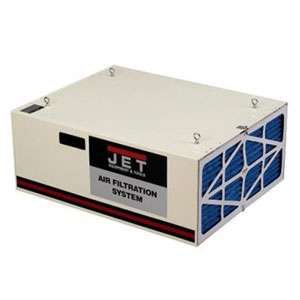 Jet Air Filtration System 3-Speed with Remote Control AFS-100B