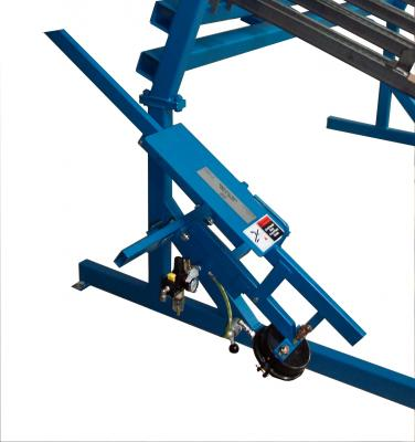 JLT Clamp Pneumatic Panel Flattener with Complete Air System & Docking Attachment - 52""