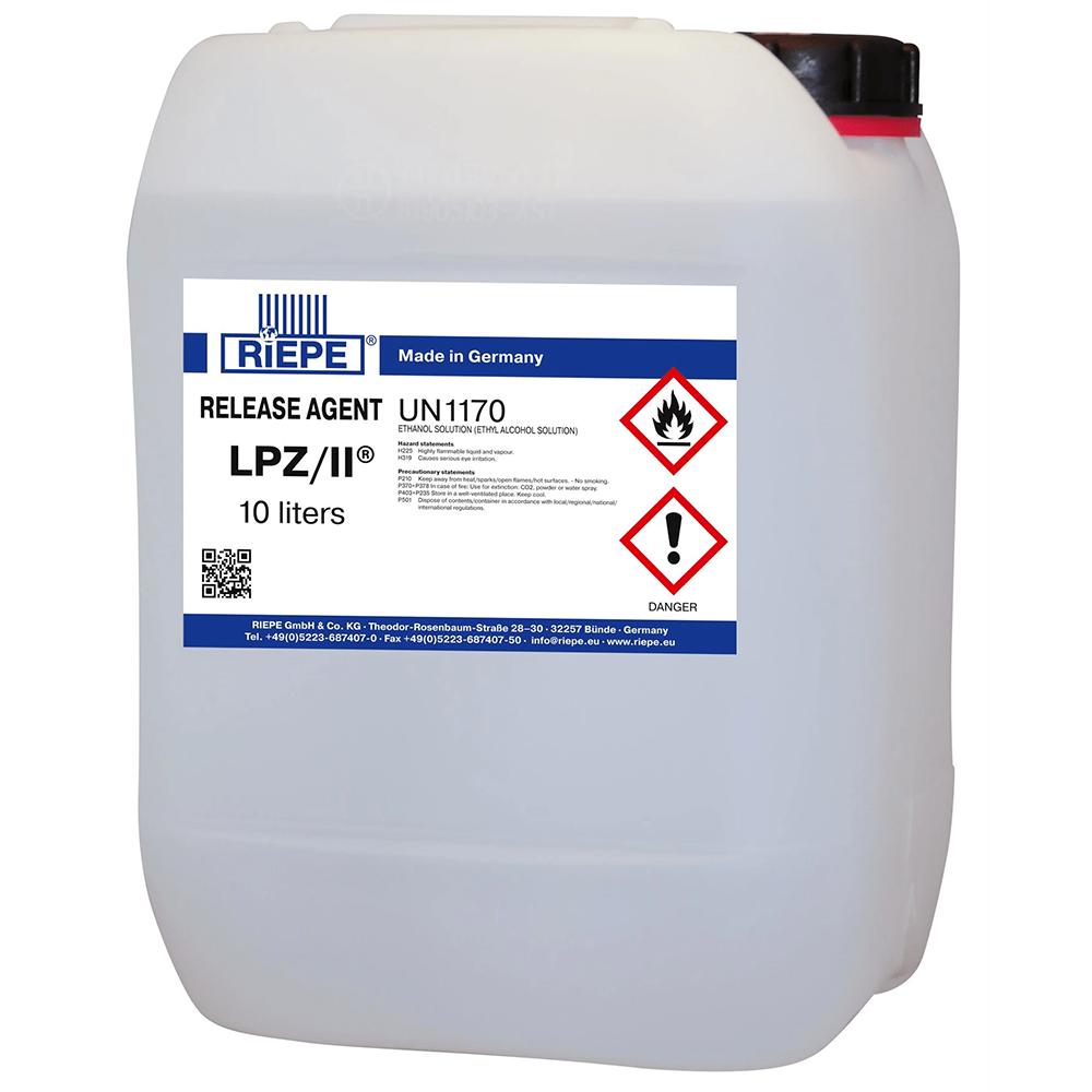 Riepe LPZ/11 Release Agent Transparent 2.64 Gallon