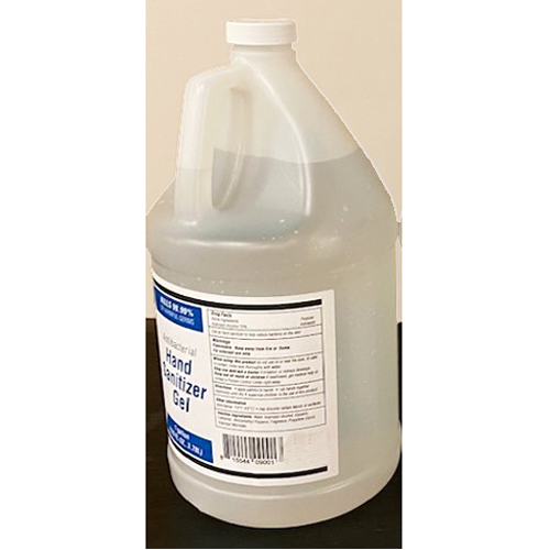 Anti-Bacterial Hand Sanitizing Gel, 1 Gallon