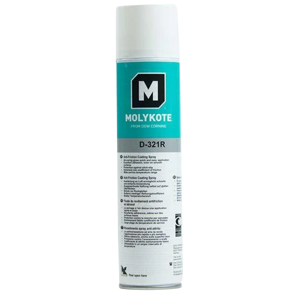 Molykoke 11 oz Aerosol Dry Film with Moly Lubricant for CNC (Precision Guides)