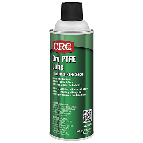 CRC Dry PTFE Lube 16 fl oz. for CNC Tool Holder