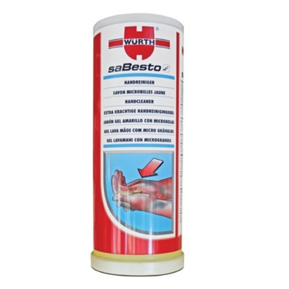 Hand Cleaner, Solvent Free, 3 Liter
