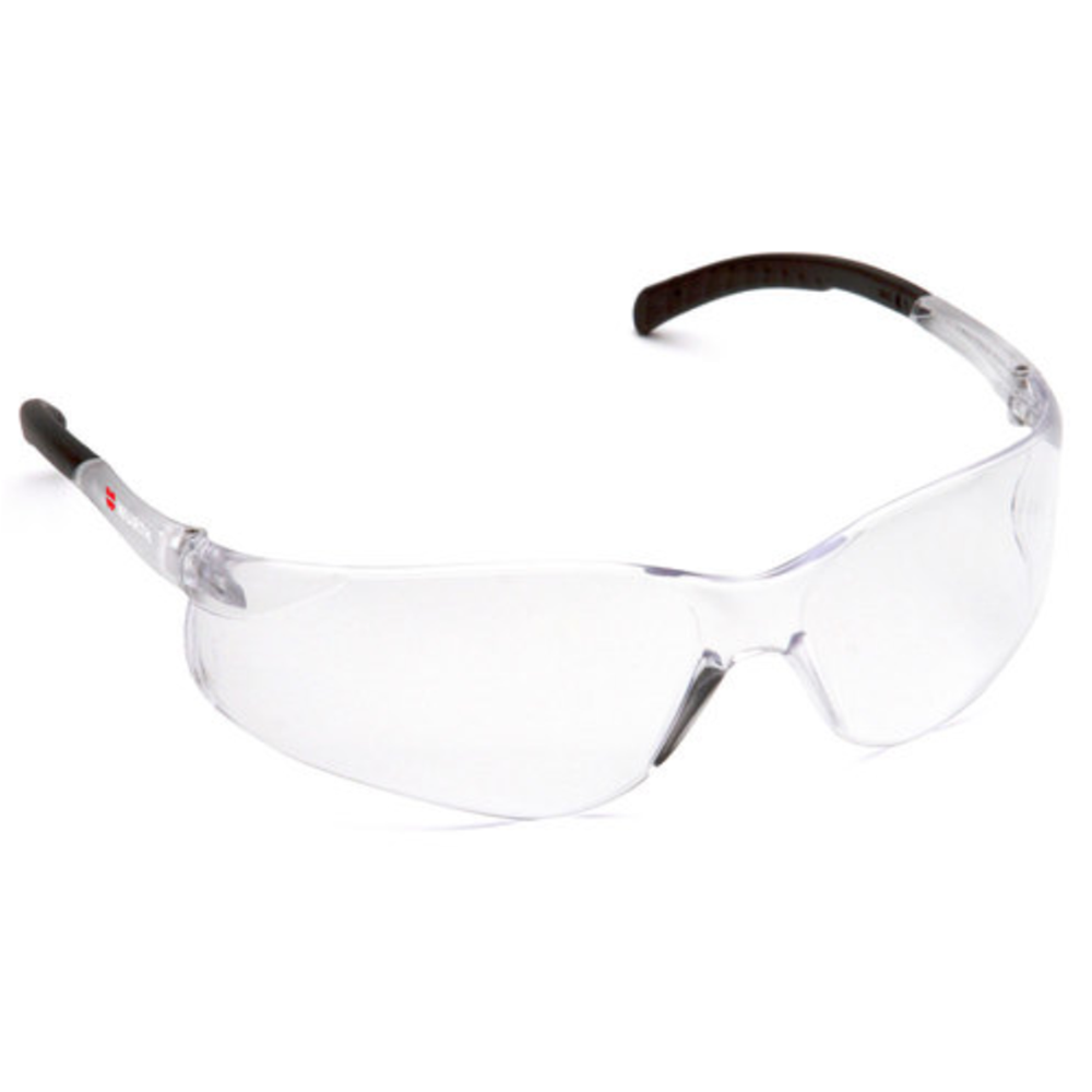 Fission Safety Glasses, Clear, Anti–Fog
