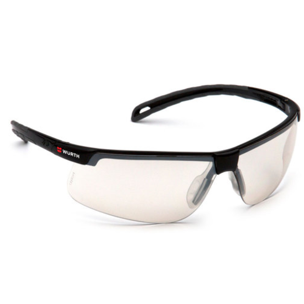 Element Safety Glasses, Clear, Anti–Fog