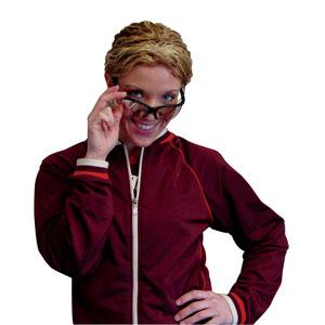 Safety Glasses Anti-Fog, +2.0